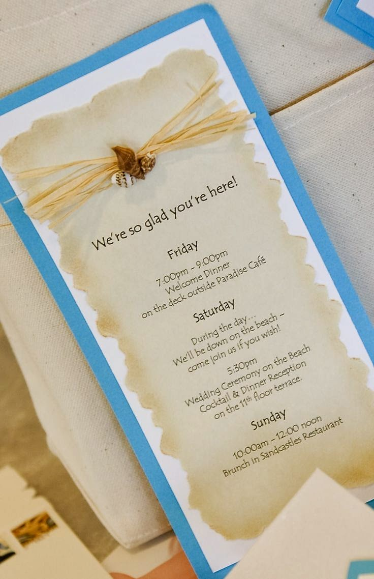 Wediquette and Parties 5 Steps to Share Your Wedding Weekend Schedule – Wedding Weekend Itinerary Template