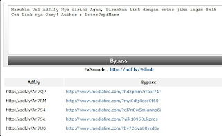 Adf.Ly ByPass Tools Online