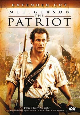 the patriot The Patriot (2000) 720p Extended BRRip 1.1GB