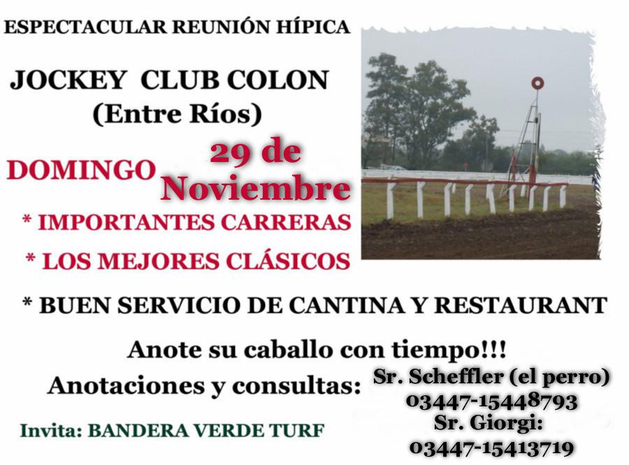 Colon - Reunión