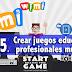 WiMi5. Programación de juegos educativos muy fácil e intuitivo.