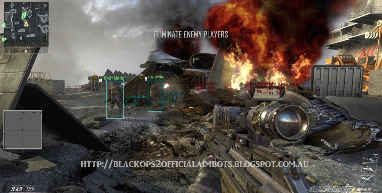 aimbot bo2 ps3 free download 2015