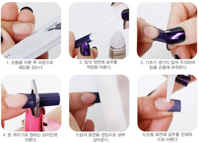 French Manicure Tips, French Nail Tip Guide, French Nail Tip Design