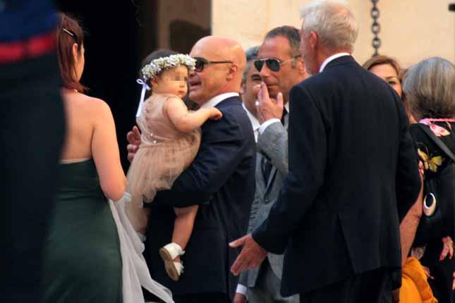 Matrimonio Zingaretti : Oggi sposi luca zingaretti matrimonio