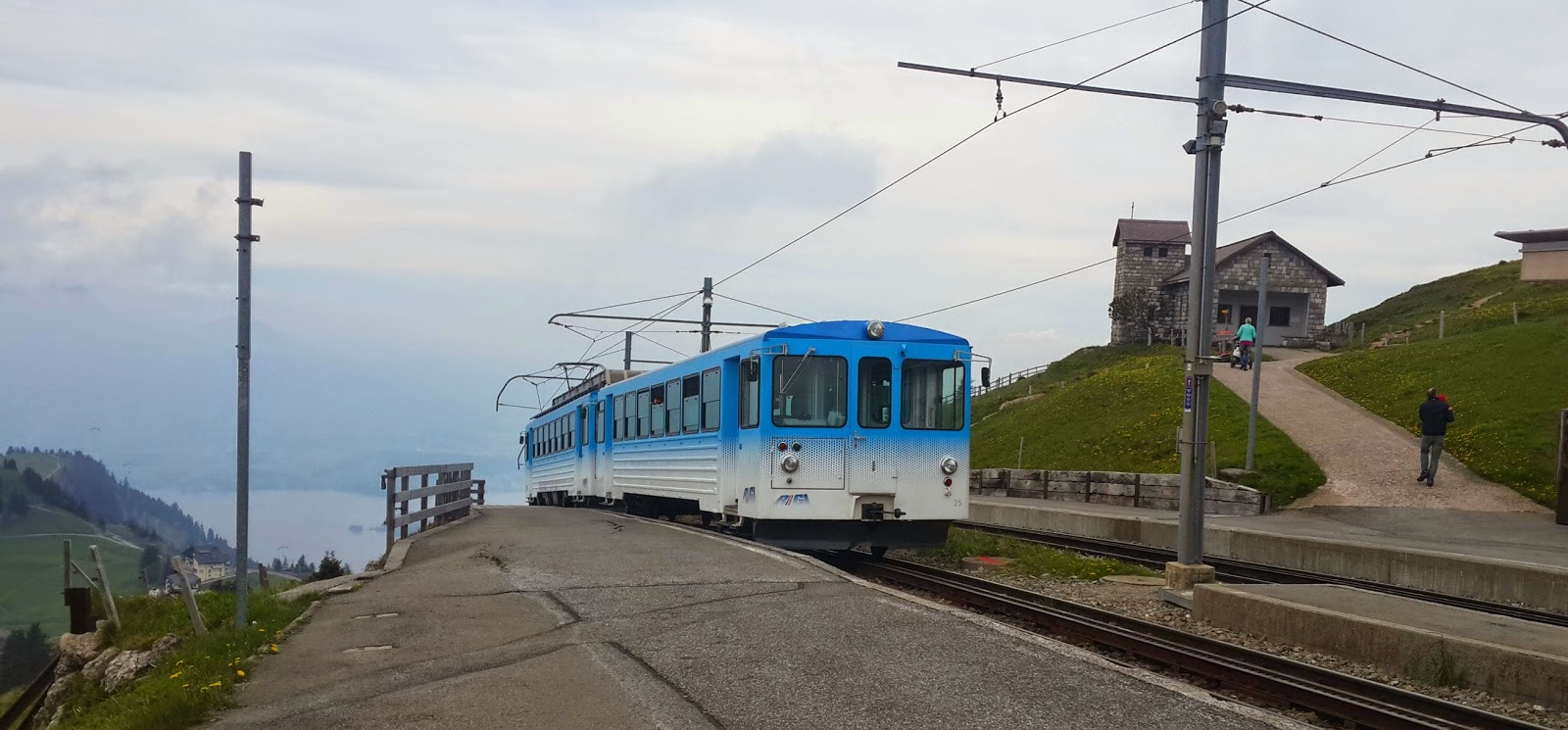 How to go to Mt. Rigi from Lucerne