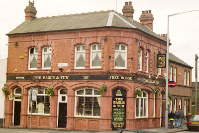 The Eagle and Tun in 2002 by Pete's Quiz