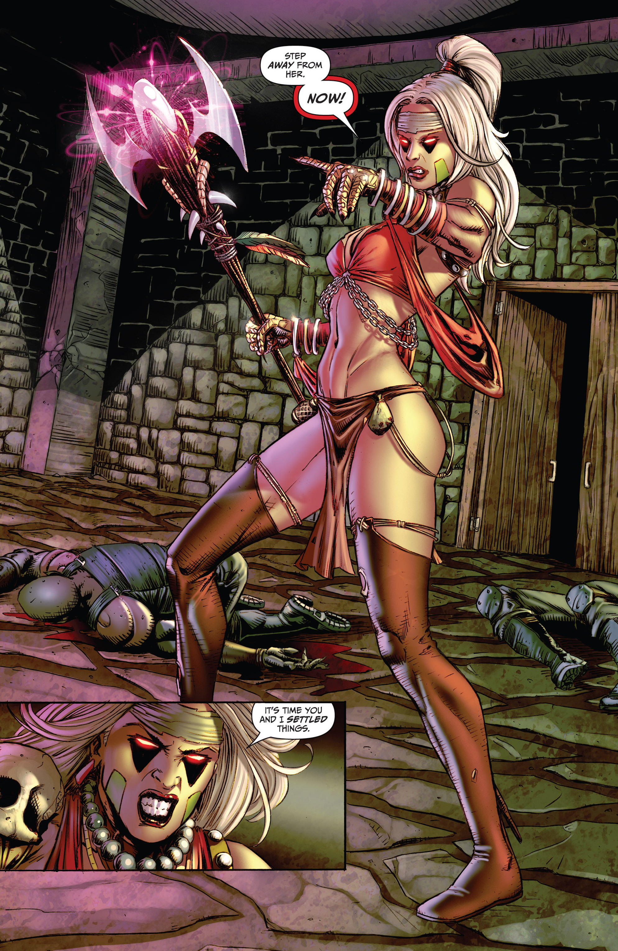 Grimm Fairy Tales (2005) Issue #100 #103 - English 14