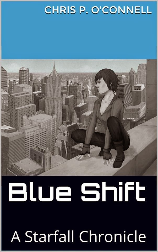 Blue Shift Book