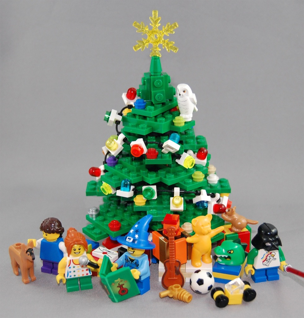 On behalf of the Perth Adult Lego Society, I wish all of our fans and blog ...