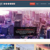 Sight Blogger Template Free Download