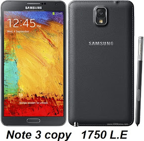 Samsung  Note 3 Copy  1750 L.E