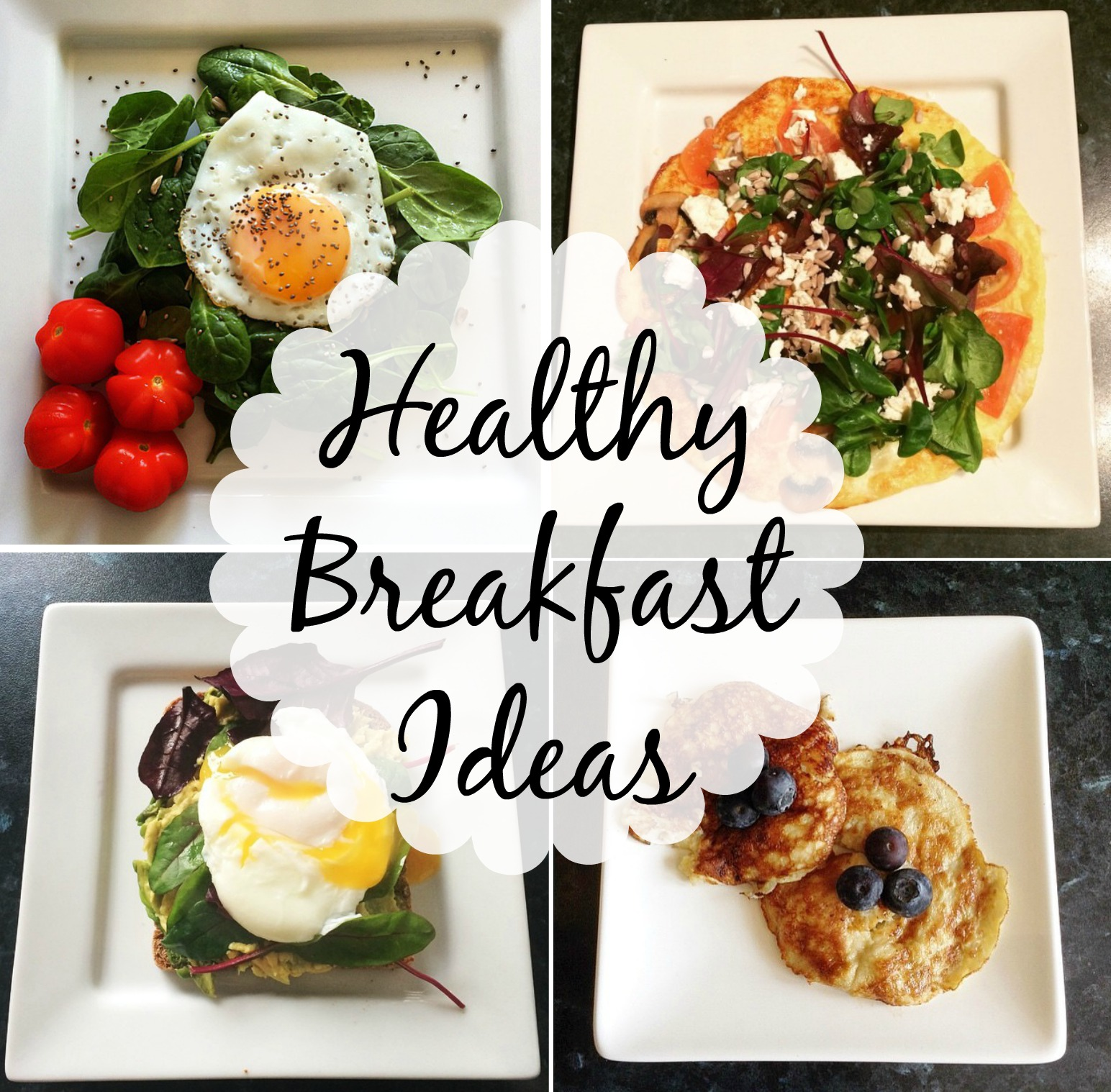 Healthy Breakfast Ideas | Vanity Fairest