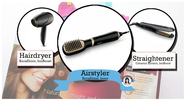 Apa itu Philips, Kerashine - Air Styler