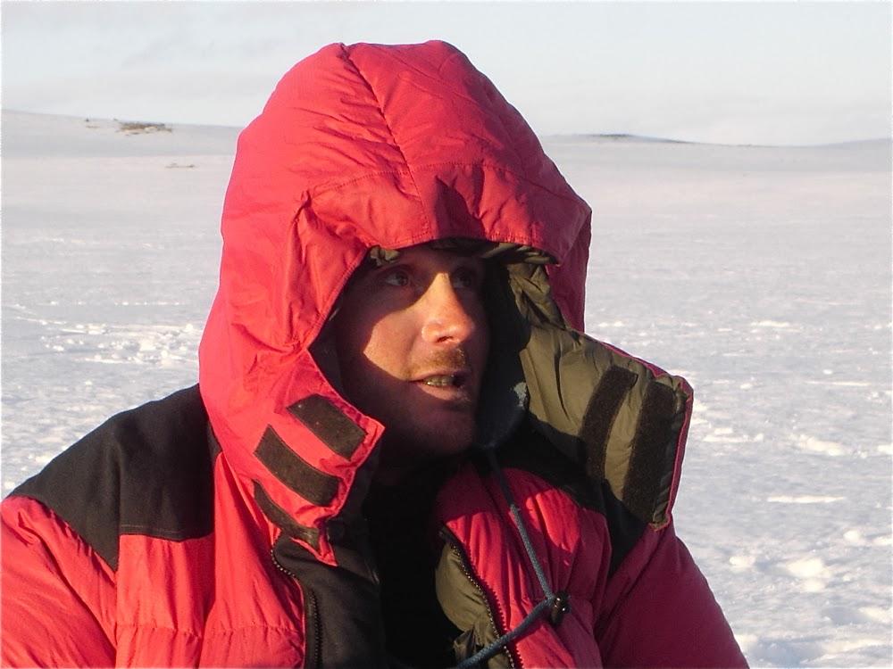 Polar traveller.
