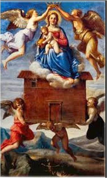 Our Lady of Loreto Prayer
