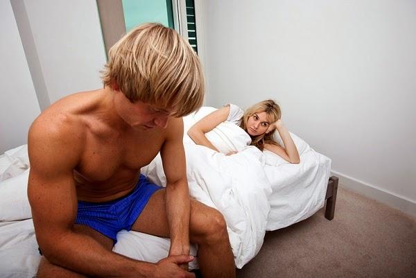 como evitar la eyaculacion precoz en el hombre