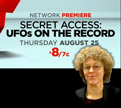 SECRET ACCESS - UFOs ON THE RECORD
