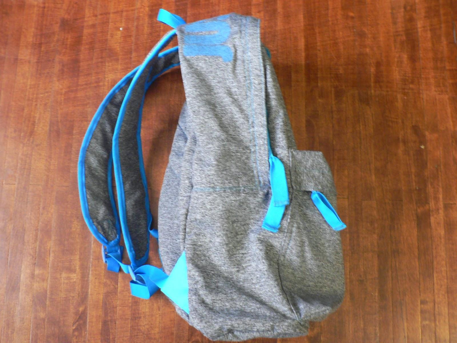 Лямки на рюкзак своими руками