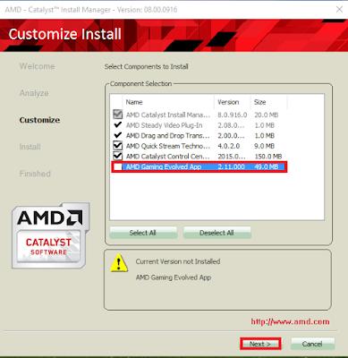 Cara Install Driver AMD di Laptop atau Komputer