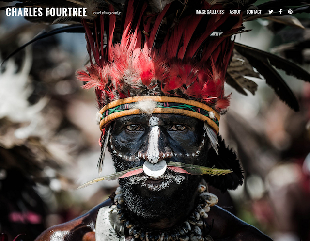 Charles Fourtree | Papua New Guinea