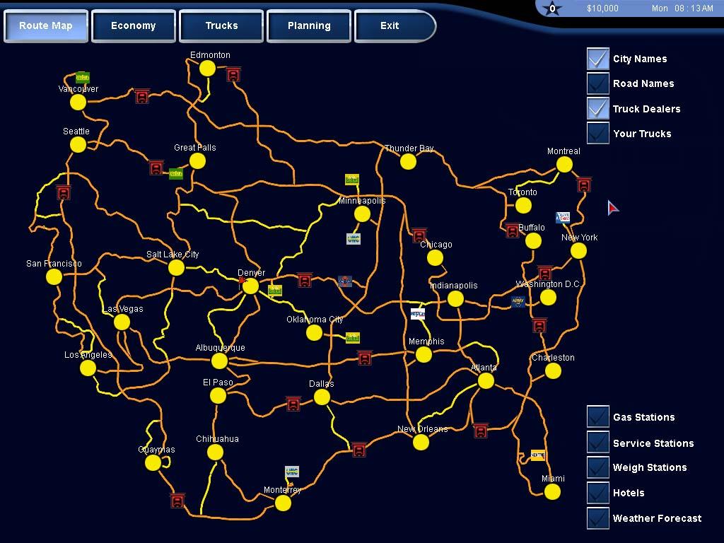 Hammerian Para No Perderse Un Mapa Whells Of Steel - America mapa juego