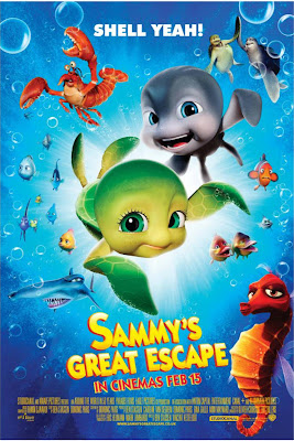 Sammy's Great Escape Film Poster
