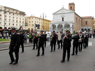 28° TAN, parata Marine Estere, Livorno