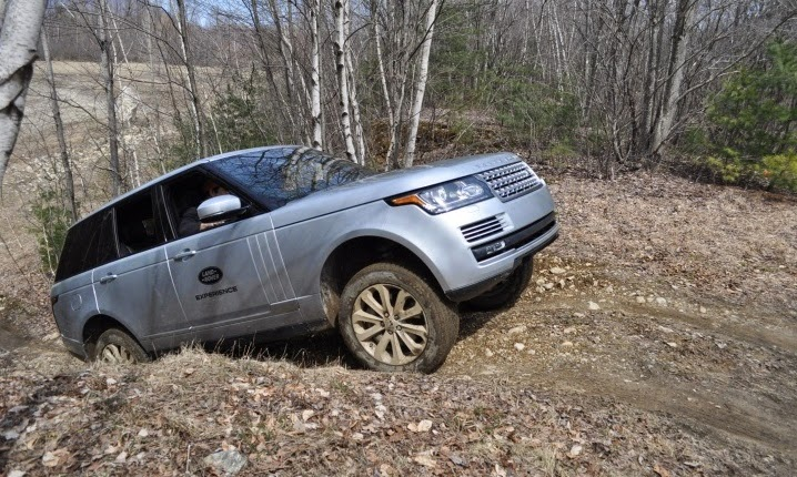 2014 landrover-rangerover off road hill