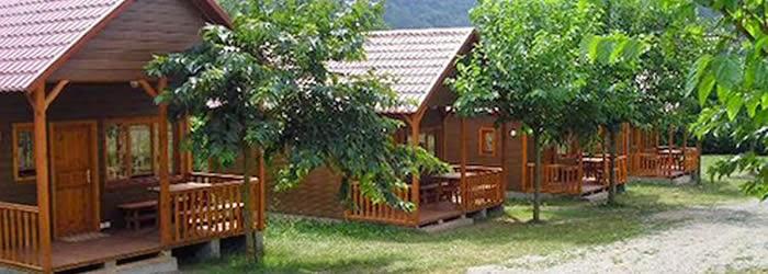 Parcelas del Camping La soleia d'Oix
