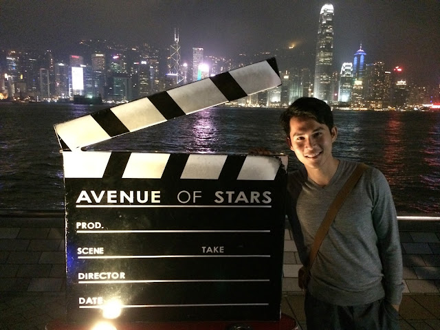 wisata, avenue of the star hongkong