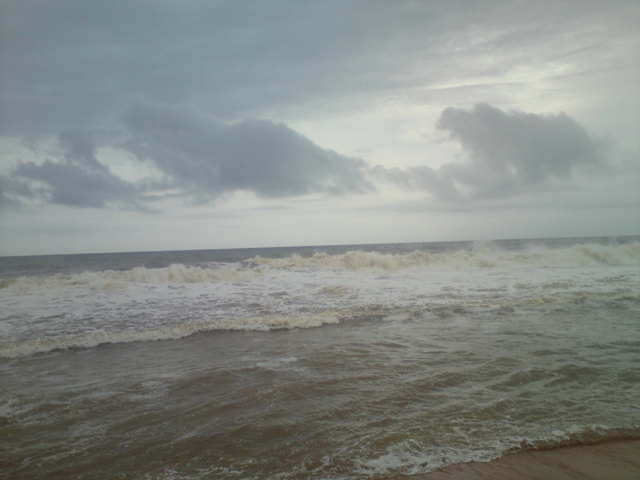 shangumugham beach