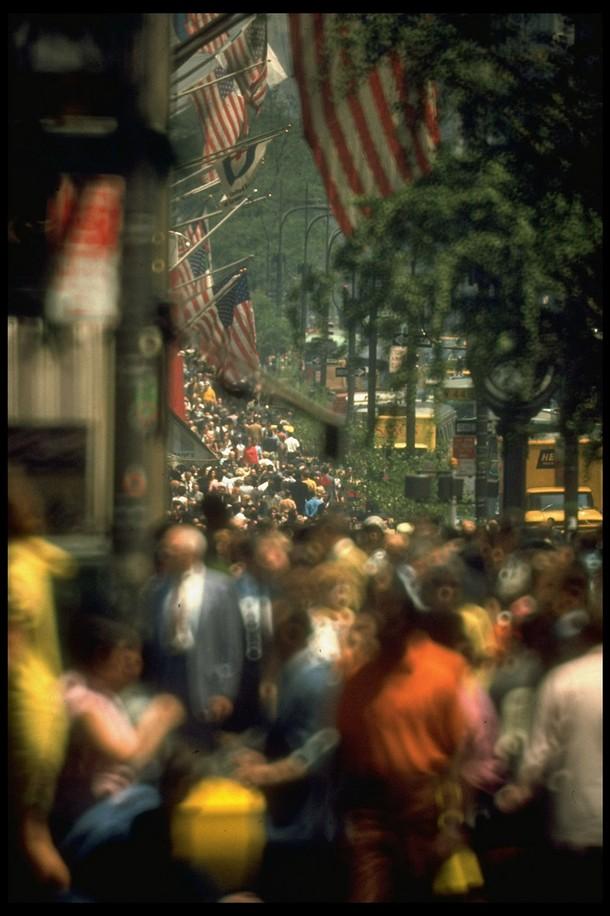 York City summer 1969