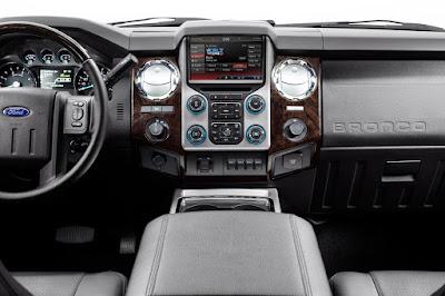 2016 Ford Svt Raptor Bronco Concept Specs Price