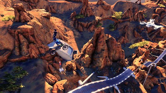 Trials Fusion: Riders of the Rustlands ScreenShot 02