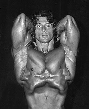 Frank Zane - Bodybuilder | Fitness & Bodybuilding blog