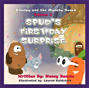 Spud's First Day Surprise - 18 April