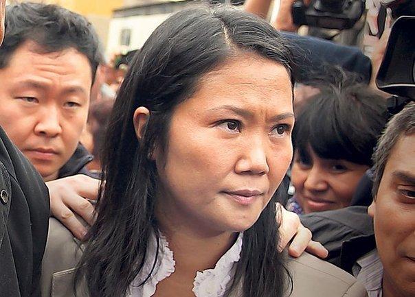 Keiko Fujimori: Este lunes se realizará audiencia por proceso de exclusión Audiencia se desarrollar