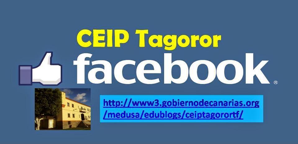 Facebook del CEIP Tagoror