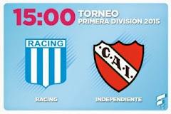 Independiente y Racing se enfrentan en un nuevo clásico de Avellaneda