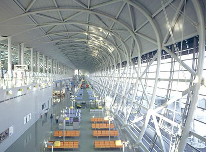 10 Bandara Termegah dan Paling Tercantik di Dunia ~ paling uniks