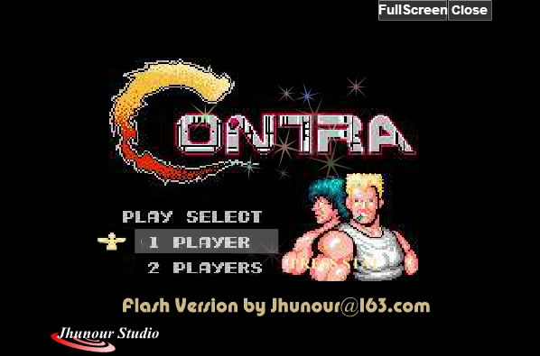 Unblocked Game : Contra