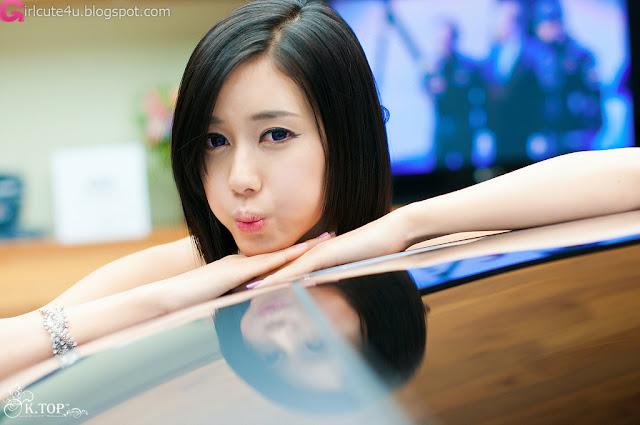 3 Kim Ha Yul - Infiniti G Racing Limited Edition-very cute asian girl-girlcute4u.blogspot.com