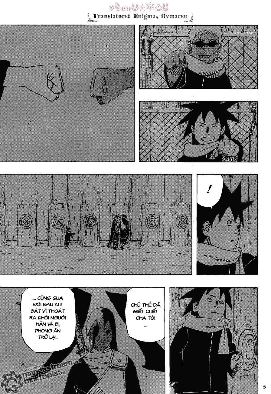 Naruto chap 494 Trang 5 - Mangak.info