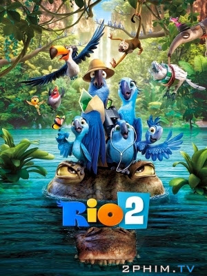 Phim Vẹt Đuôi Dài Rio 2