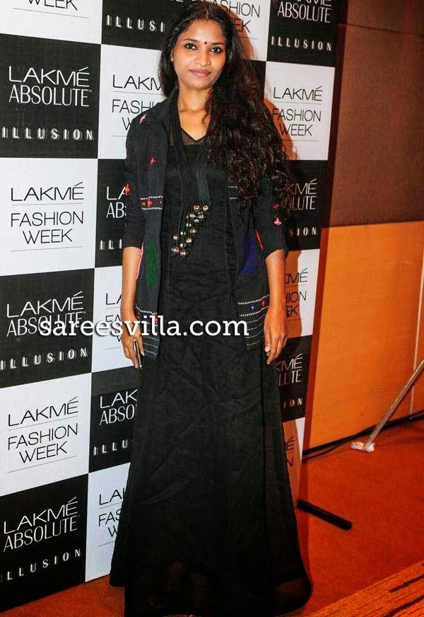 Celebs At Lakme Fashion Week Press Conference
