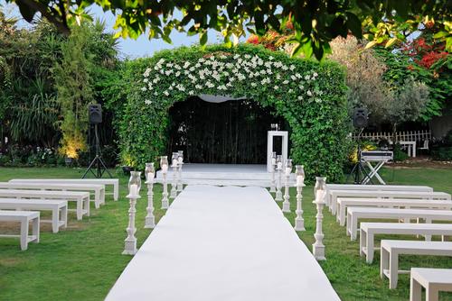 If The Ring Fits: DIY Backyard Weddings