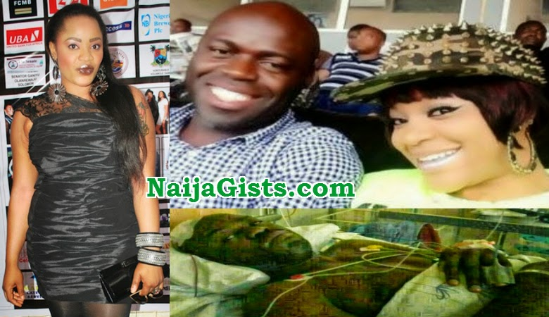 uche ogbodo dying baby father