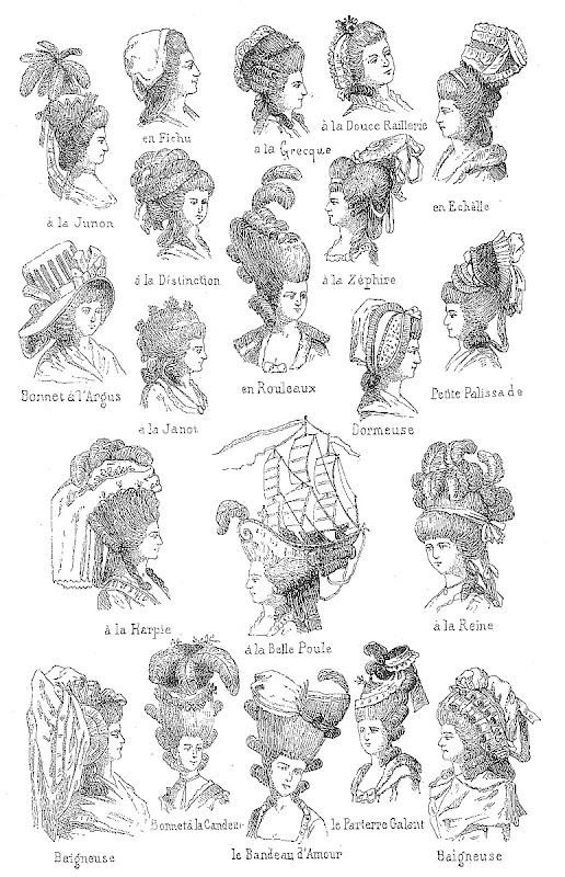 18th Century Wigs title=