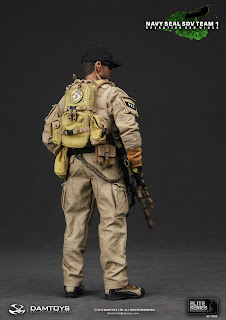 "Damtoy 1/6 Scale Navy SEAL SDV Team 1, Operation ""Red Wings"" 12"" Figure"