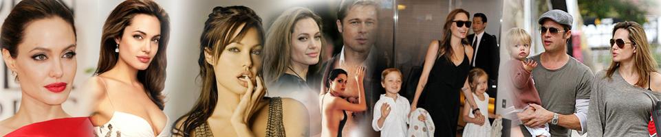 Angelina Jolie Wallpapers, Pics, Biography, Tomb Raider, Angelina Jolie's Children